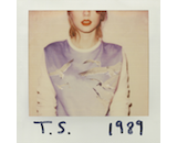 Taylor Swift 1989 canvas