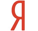 Yandex logo canvas