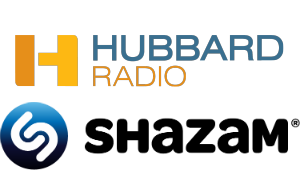 hubbard radio and shazam