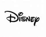 Disney logo canvas