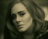 Adele Hello canvas