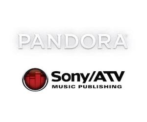 Pandora Sony ATV