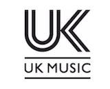 UK Music logo canvas