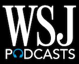 WSJ podcasts canvas