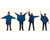 beatles spotify crop canvas