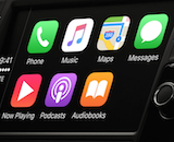 Apple CarPlay new canvas