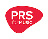 PRS for Music logo canvas