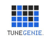 TuneGenie logo canvas