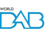 WorldDAB logo canvas