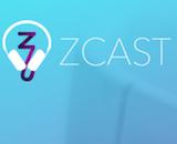 ZCast logo canvas