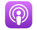 Apple Podcasts canvas