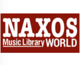 Naxos Music Library World canvas