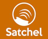 Satchel logo canvas