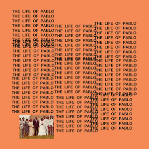Life of Pablo clean cover