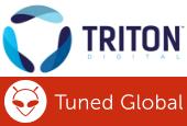 triton digital land tuned global 170w