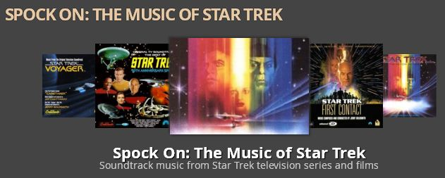 accuradio star trek
