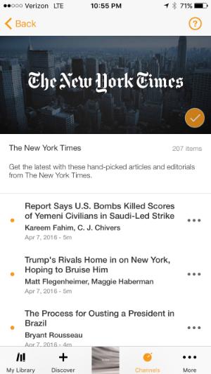 blogstein nytimes