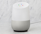 Google Home canvas