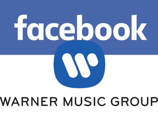 facebook and warner music 638w