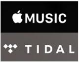 Apple Music Tidal canvas