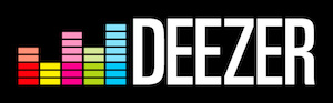 Deezer logo July 2016