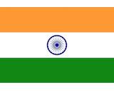 India flag canvas