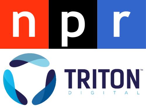 NPR and Triton Digital 500w