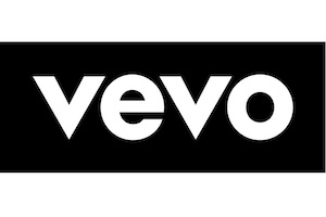 Vevo logo July 2016
