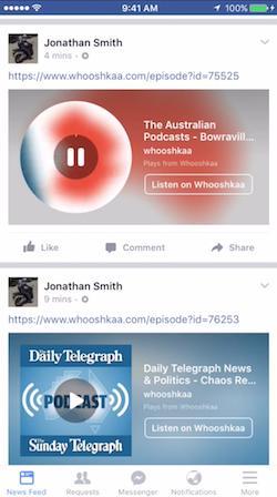 Whooshkaa Facebook