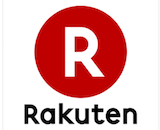 Rakuten logo canvas