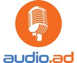 audio ad logo canvas