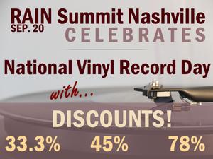 nashville National Vinyl Record Day 05 300w