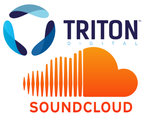 triton and soundcloud