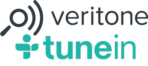 veritone and tunein 500w