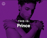 prince spotify canvas