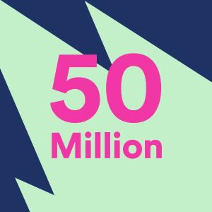 spotify 50 million 300x300