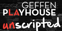 geffen playhouse unscripted logo 250w