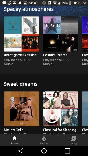 REVIEW: YouTube Music – RAIN News